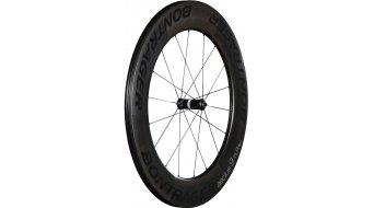 Bontrager Aeolus 9 Rennradlaufrad Drahtreifen Tubeless Ready black