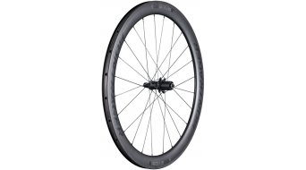 "Bontrager Aeolus Pro 5 28"" road bike 287## wheel wire bead tire TLR black/grey"