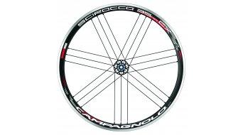 Campagnolo Scirocco 35 CX 2013 Laufradsatz Shimano 8/9/10-fach schwarz für Drahtreifen WH13-SCXCFRXB