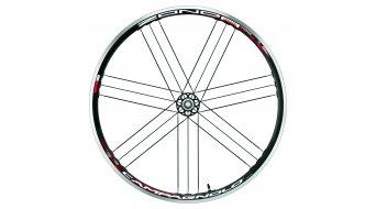 Campagnolo Zonda 2-Way Fit Laufradsatz 9/10/11f Freilauf schwarz für Draht- & Tubelessreifen