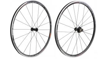 Campagnolo Khamsin CX Laufradsatz 9/10/11-fach asymmetric schwarz für Drahtreifen