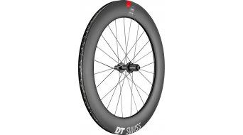 """DT Swiss ARC 1100 Dicut 80 Disc 28"""" bici da corsa ruota Center Lock"""