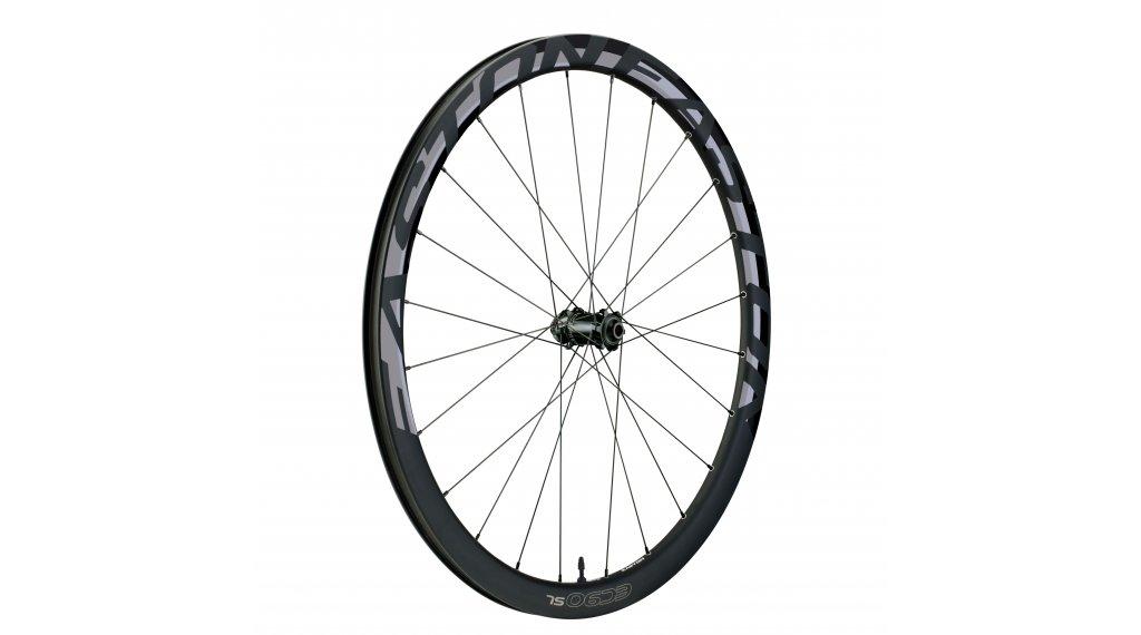 "Easton EC90 SL38 28"" Disc Rennrad-Laufrad Vorderrad 12x100mm black"