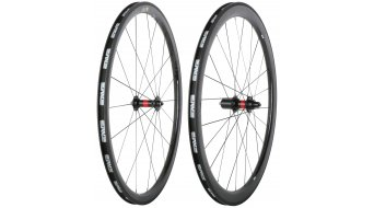 ENVE SES 3.4 G2 road bike wheel set Clincher DT Swiss 240S quick release 9x100/10x130 11-fach Shimano/SRAM road bike black/schwarzes  logo