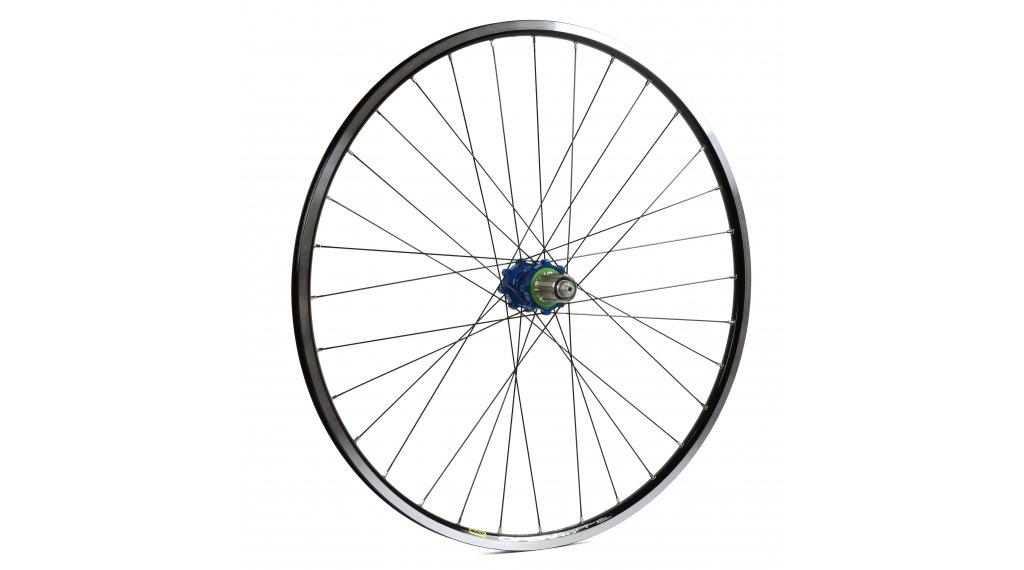 Hope Open Pro - Pro 4 Straightpull Disc Rennrad Laufrad Hinterrad 32-Loch 5x135mm/12x142mm Stahl-Freilauf blue