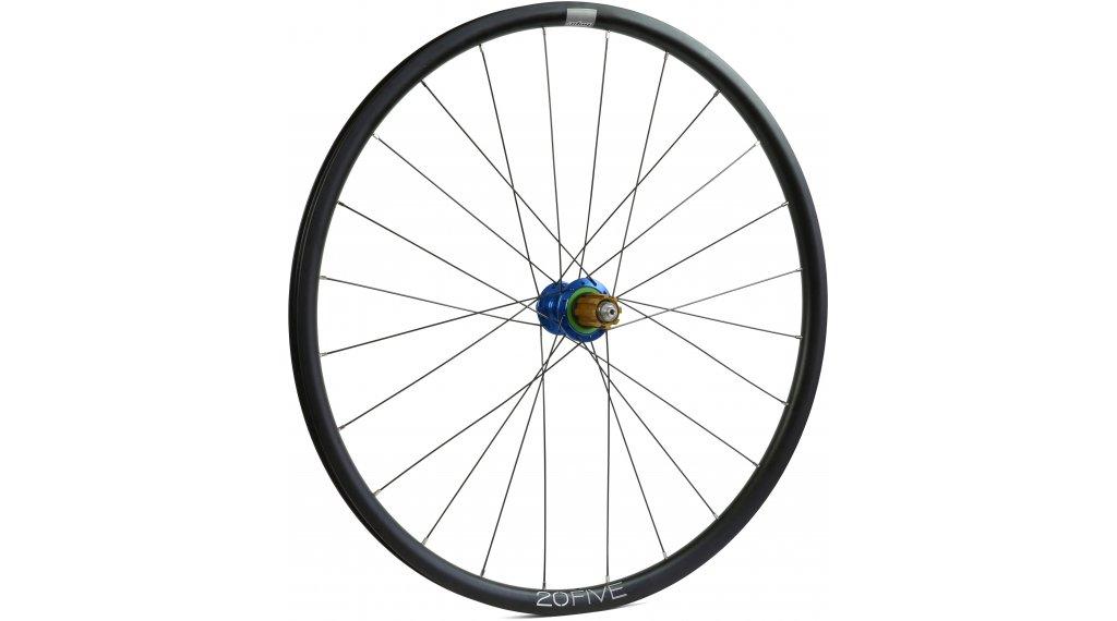 Hope Tech 20Five RS4 Disc Centerlock Rennrad/Cyclocross Laufrad Hinterrad 32-Loch Campagnolo-Freilauf blue
