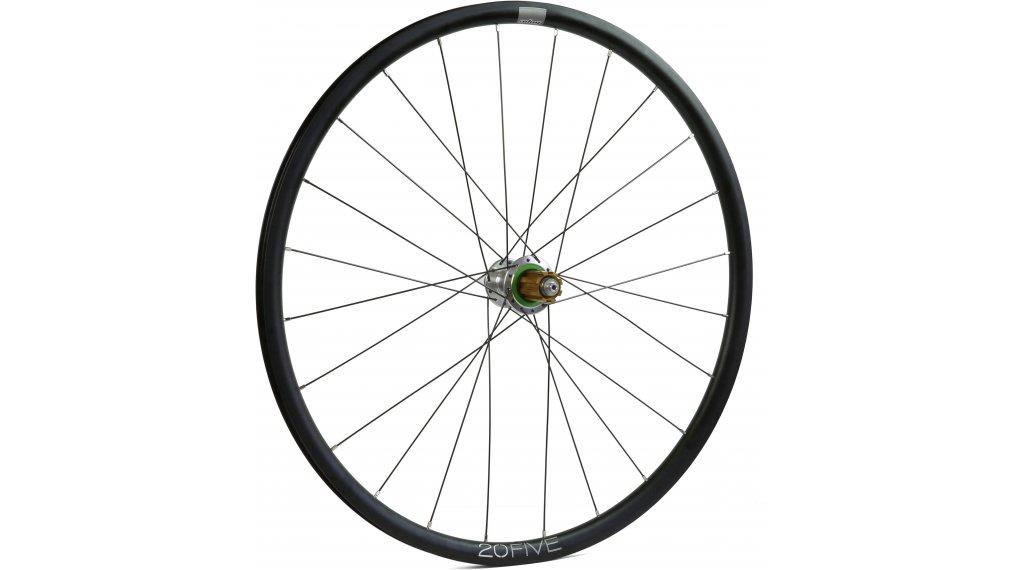 Hope Tech 20Five RS4 Disc Centerlock Rennrad/Cyclocross Laufrad Hinterrad 32-Loch Campagnolo-Freilauf silver
