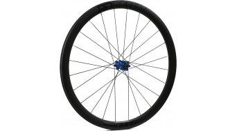 Hope RD40 Carbon - RS4 6B Disc Rennrad Laufrad Vorderrad blue