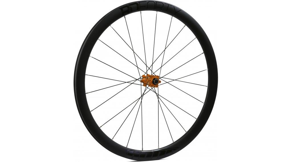 Hope RD40 Carbon - RS4 6B Disc Rennrad Laufrad Vorderrad orange