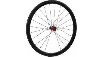 Hope RD40 Carbon - RS4 6B Disc Rennrad Laufrad Vorderrad red