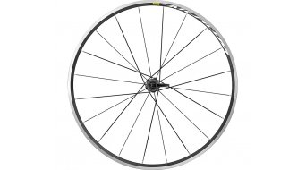 "Mavic Aksium 28"" bici carretera rueda completa rueda trasera negro"