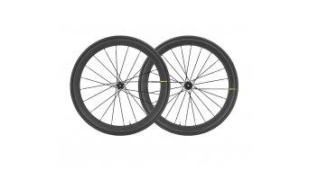 """Mavic Cosmic Pro Carbon SL UST Disc 28"""" Clincher Rennrad Laufradsatz 12x100mm / 12x142mm black Mod. 2019"""