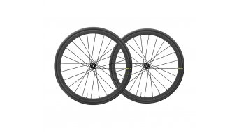 "Mavic Ksyrium Pro carbon UST disc 28"" Clincher road bike 287## set 12x100mm / 12x142mm black 2019"