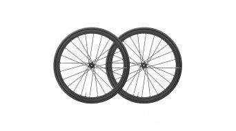 "Mavic Ksyrium Pro Carbon SL UST Disc 28"" Clincher Rennrad Laufradsatz 12x100mm / 12x142mm black Mod. 2019"