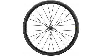 "Mavic Aksium Elite EVO UST Disc 28"" Rennrad Laufrad Vorderrad Center-Lock black"
