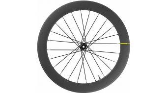 """Mavic Comete Pro Carbon UST Tubeless Disc 28"""" bici da corsa ruota posteriore nero"""