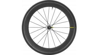 """Mavic Comete Pro carbono UST 28"""" bici carretera rueda completa rueda trasera negro"""