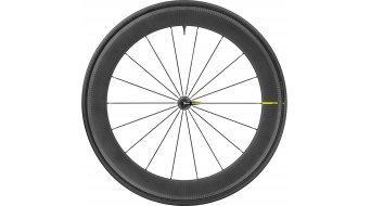 """Mavic Comete Pro Carbon UST Tubeless 28"""" bici da corsa ruota anteriore nero"""