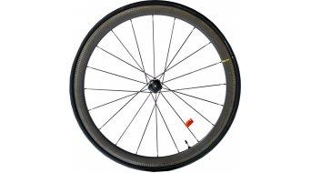 "Mavic Cosmic Pro carbono UST 28"" bici carretera rueda completa rueda trasera negro"