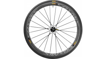Mavic Cosmic Pro carbon SL Clincher WTS road bike wheel wheel 25mm black 2017