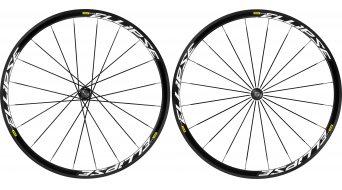 "Mavic Ellipse 28"" Clincher bici carretera juego de ruedas 9x100mm/9x135mm negro Mod. 2018"