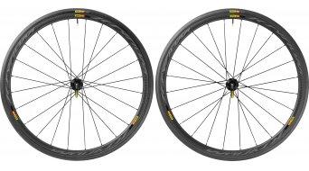 Mavic Ksyrium Pro Carbone SL C Disc bici carretera rueda completa-/sistema cubierta juego 6 agujeros ED11 cubierta(-as) alambre negro Mod. 2016