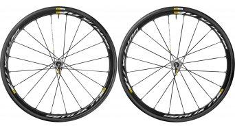 Mavic Ksyrium Pro disc road bike wheel-/tire system set 6-hole M11 wire bead tire black 2016
