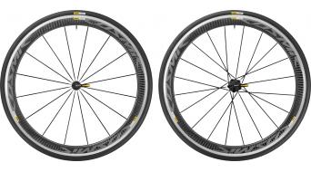 """Mavic Cosmic Pro carbono WTS 28"""" Clincher bici carretera juego de ruedas 25mm 9x100mm/9x135mm M11 Shimano/SRAM-piñon libre Mod. 2018"""