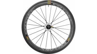 Mavic Cosmic Pro carbon SL disc Clincher WTS road bike wheel rear wheel 25mm Centerlock 12x142mm M11 Shimano/SRAM- free-wheel yellow Decals 2017- display item