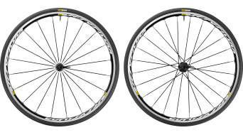 "Mavic Ksyrium WTS 28"" Clincher road bike 287## set 25mm 9x100mm/9x135mm M11 Shimano/SRAM- freewheel 2018"