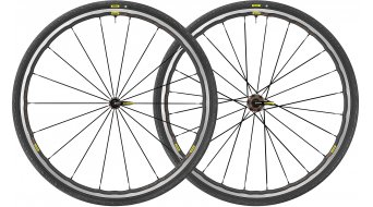 "Mavic Allroad Elite UB 30 WTS 28"" Clincher road bike 287## set 30mm 9x100mm/9x135mm M11 Shimano/SRAM- freewheel black 2018"