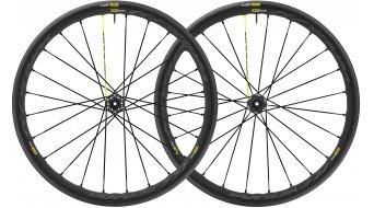 "Mavic Ksyrium Pro UST disc 28"" Clincher road bike 287## set 12x100mm / 12x142mm black 2019"
