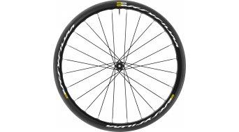 """Mavic Ksyrium Disc WTS 28"""" Clincher bici carretera rueda completa rueda 25mm negro Mod. 2018"""