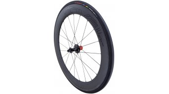 Specialized Roval Rapide CLX 64 System racefiets wiel-System Clincher achterwiel satin carbon/gloss black