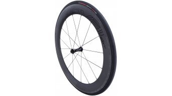 Specialized Roval Rapide CLX 64 racefiets wiel-System Clincher voorwiel satin carbon/gloss black