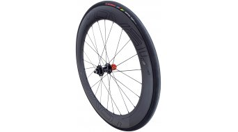 Specialized Roval Rapide CLX 64 Disc System Rennrad Laufrad-System Clincher Hinterrad satin carbon/gloss black