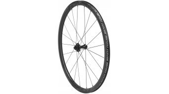 Specialized Roval Rapide CLX 32 Disc Rennrad Laufrad Clincher Vorderrad satin carbon/gloss black