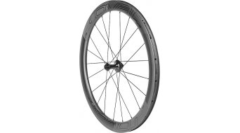 Specialized Roval Rapide CLX 50 Disc Rennrad Laufrad Clincher Vorderrad satin carbon/gloss black