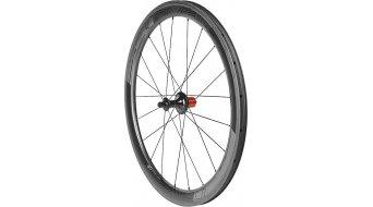 Specialized Roval Rapide CLX 50 28 Clincher Rennrad Laufrad Hinterrad satin carbon/gloss black