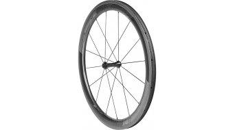 """Specialized Roval Rapide CLX 50 28"""" Clincher Rennrad Laufrad Vorderrad satin_carbon/gloss_black"""