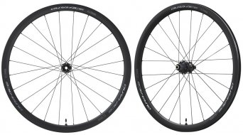 """Shimano Dura-Ace WH-R9270-C36-TL disc 28"""" 287## set Clincher Tubeless"""