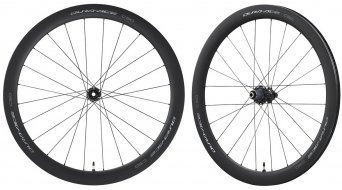 """Shimano Dura-Ace WH-R9270-C50-TL disc 28"""" 287## set Clincher Tubeless"""
