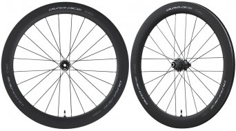 """Shimano Dura-Ace WH-R9270-C60-TL disc 28"""" 287## set Clincher Tubeless"""