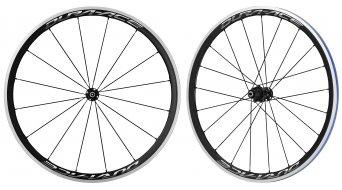 Shimano Dura Ace WH-R9100-C40-CL carbono bici carretera juego de ruedas Clincher 11-velocidades negro(-a)