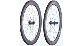 "Tune Schwarzbrenner 60C Disc 28"" Clincher bici carretera juego de ruedas 9x100//10x135mm Shimano/SRAM-piñon libre"