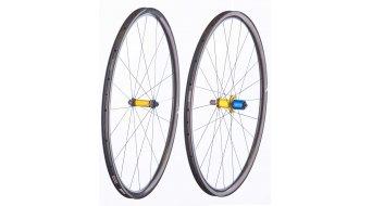 "Tune Skyliner Clincher Disc 28"" Clincher bici carretera juego de ruedas 9x100//10x135mm libre"