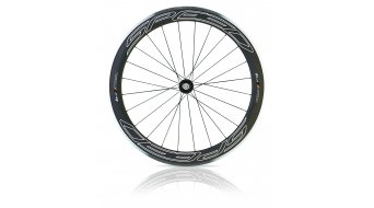 Veltec SPEED 6.0 Rennrad Laufrad Aluminium Carbon Clincher HR black
