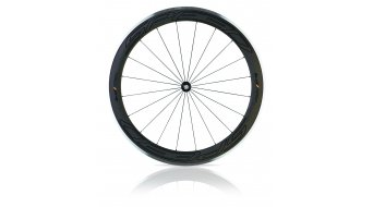 Veltec SPEED 6.0 LTD Rennrad Laufrad Aluminium Carbon Clincher black