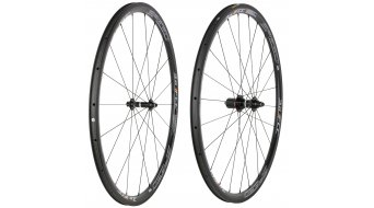 Veltec SPEED 3.0 FCC road bike wheel set Full-carbon Clincher (Shimano freewheel ) black