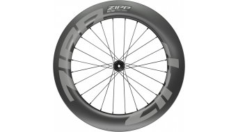 Zipp 808 Firecrest Carbon 28 Clincher Tubeless Disc Rennrad Vorderrad standard graphic